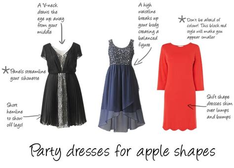 type three clothes pinterest party dresses for apple shapes png 770 215 556 pixels