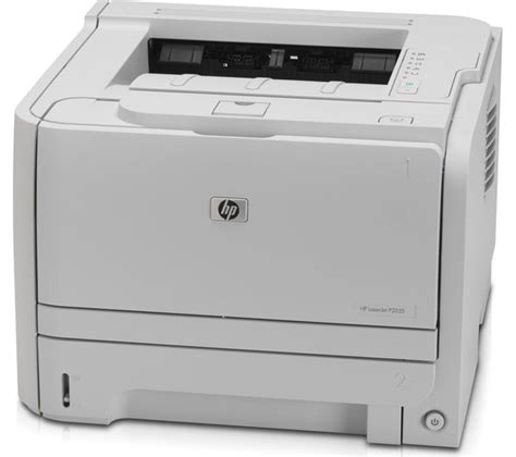 Printer Laserjet P2035 hp laserjet p2035 monochrome laser printer 05a black