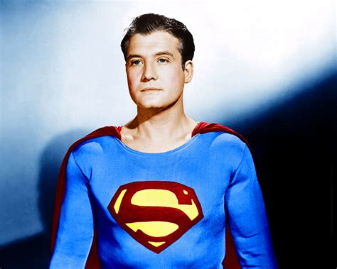 Superman Original Superman 5 george reeves superman returns to network primetime