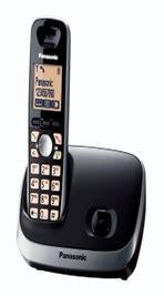 Telephone Wirelesspanasonic Kx Tg 6511 poork systemy telekomunikacyjne telefony bezprzewodowe