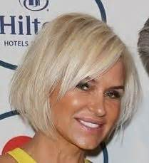 yolandas haircut yolanda foster bangs and hair on pinterest