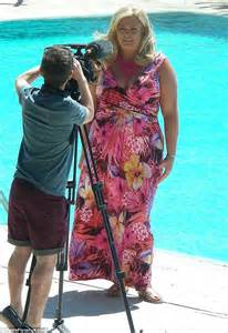 Maxy Dress Marbella Proo1 towie s gemma collins strikes a pose in one of own designs on last day in marbs