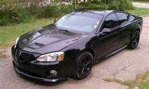Pontiac Gtp Supercharged This Is One Of My Cars It Is A Pontiac Gtp