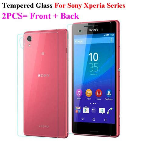 Tempered Glass Forcia For Sony M2 Aqua m5 phones reviews shopping m5 phones reviews on aliexpress alibaba