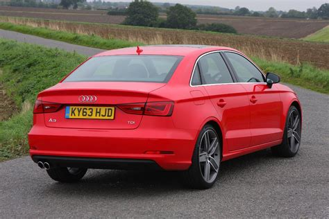 Audi A3 Saloon by Audi A3 Saloon 2013 Photos Parkers