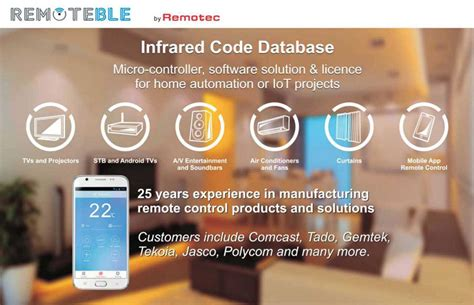 remotec introduces cloud based code library for iot and