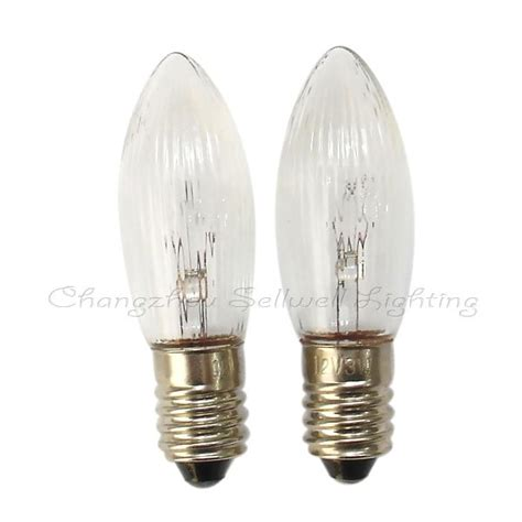 miniature incandescent light bulb e10 14x45 12v 3w miniature l light bulb a144 in