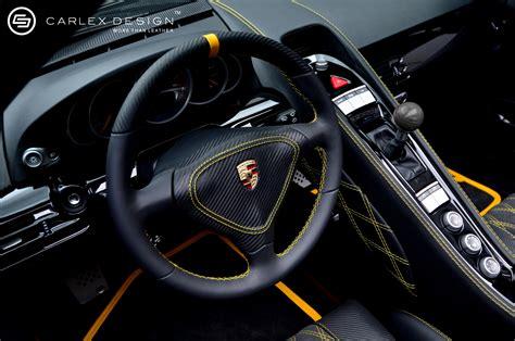 porsche 911 carrera gts interior porsche carrera gt by carlex design autoevolution