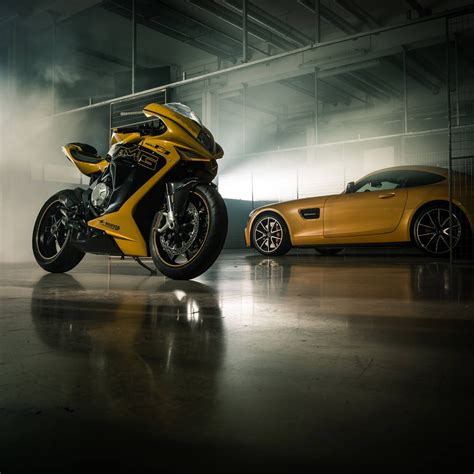 mercedes motorcycle mv agusta and mercedes amg unveil jointly designed f3 800