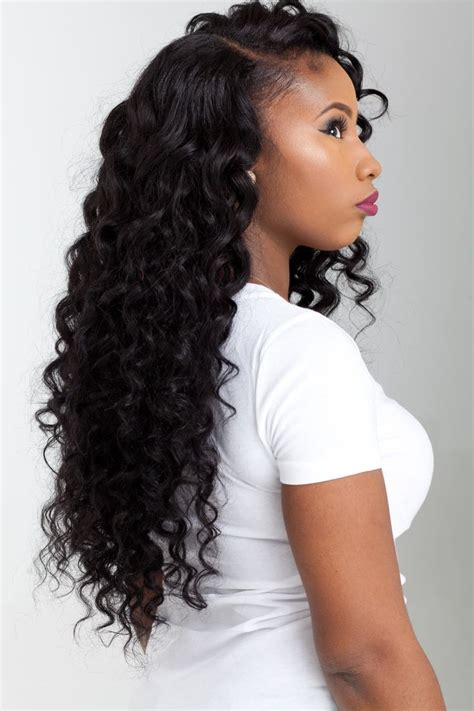 hairstyles with deep curls she hair weave deep wave prices of remy hair