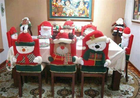 decoracion navidena de las sillas navidad tu revista
