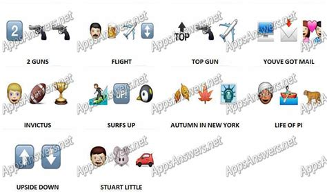 guess the film by emoji answer to guess the emoji level 4 emoji world