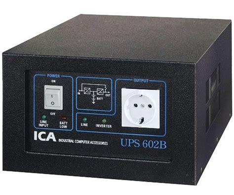 Harga Ups Merk Ica 602b ups ica ups 602b spesifikasi dan harga