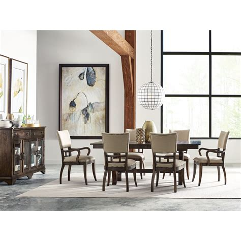 kincaid furniture wildfire eight piece formal dining room kincaid furniture wildfire eight piece formal dining room