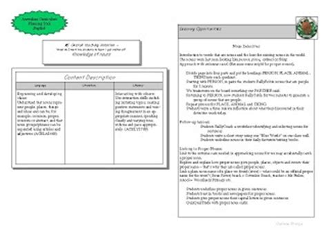 lesson plan template acara search results for acara lesson plan template calendar