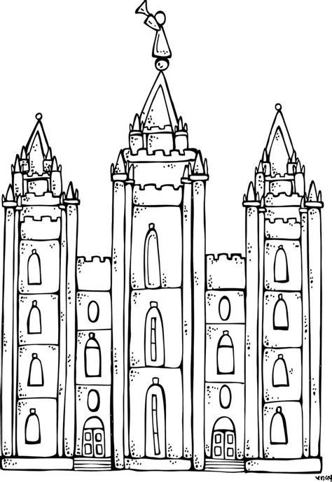 templo | dibujos para clase | Pinterest | Templo, Primaria