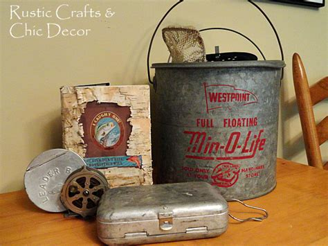 hunting and fishing home decor vintage fishing decorating ideas for your cabin decor