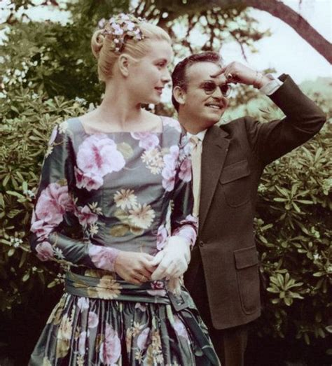 american actress grace kelly american actress grace kelly meeting prince rainier of