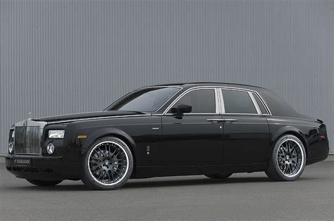 roll royce modified hamann rolls royce phantom car tuning