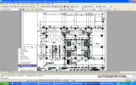layout manager cad error paper space only show black and white