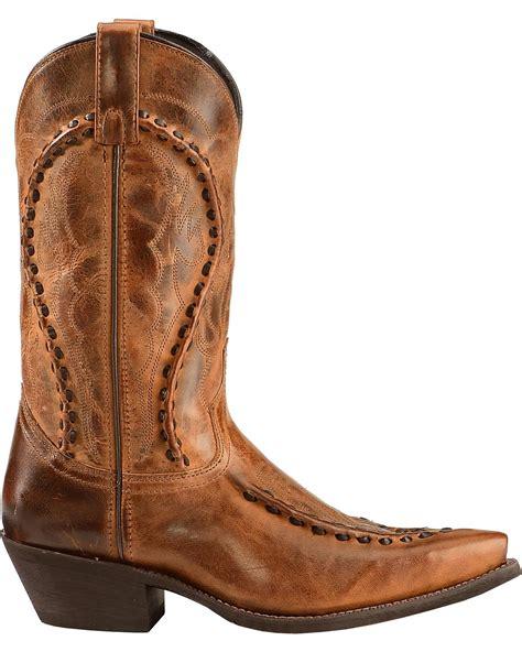 mens snip toe boots laredo s laramie western boot snip toe 68434 ebay