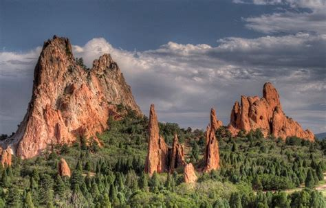Can You Visit Garden Of The Gods In Winter Garden Of The Gods Park Real Colorado Travel