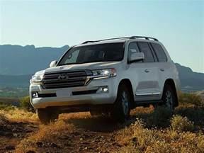 Luxury Toyota 10 Most Reliable Luxury Suvs Autobytel