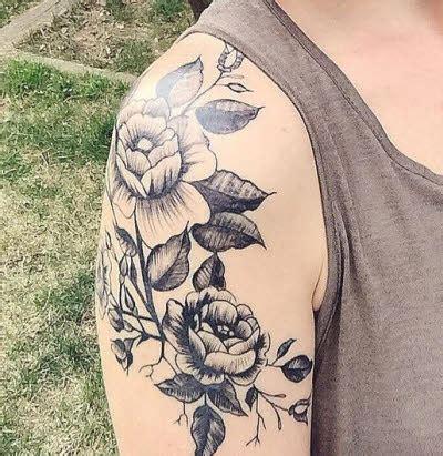 imagenes tatuajes hombro para mujeres imagenes de tatuajes mujer flor en hombro tatuajes para