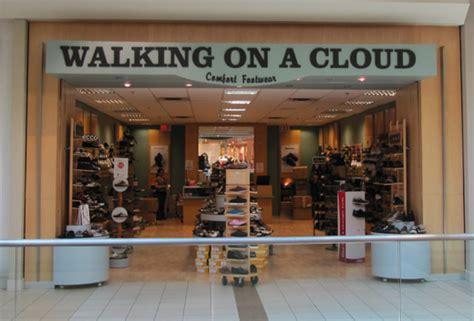 Cloud Store walking on a cloud canada mall walking on a cloud