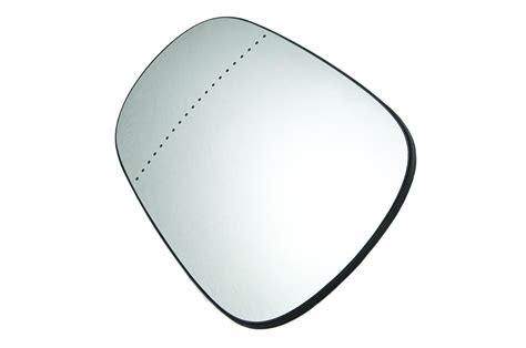 nissan micra mirror glass nissan genuine micra car wing door mirror glass o s right