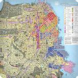 San Francisco Zoning Map by Zoning Maps Planning Department
