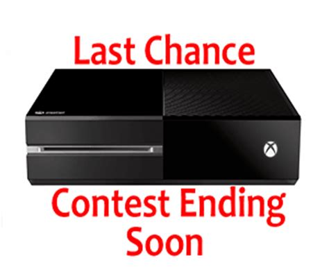Free Xbox One Console Giveaway - free xbox one contest ending soon want a free xbox one