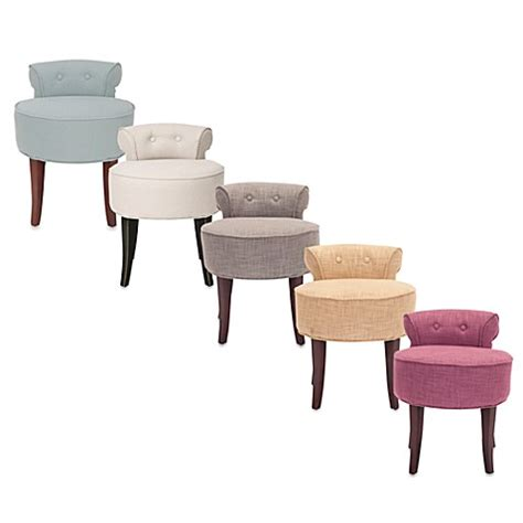 safavieh georgia vanity stool bed bath