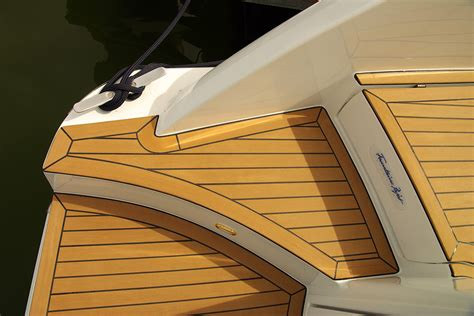 Deck King by Dek King Synthetic Teak Marine Decking Photo Gallery