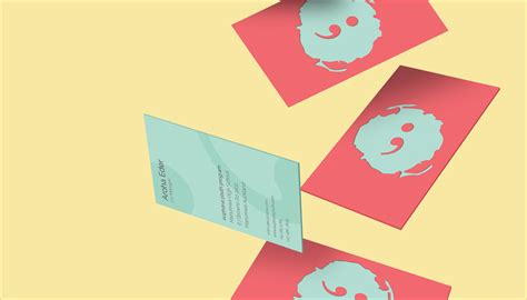 creative cards for school business card design inspiration 60 eye catching exles