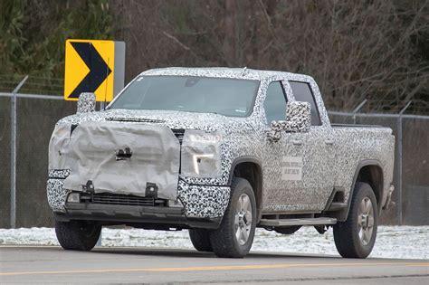 2020 Chevy Silverado Hd by 2020 Chevy Silverado Hd Prototype Shows Production Details