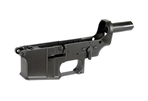 Barang Baru 5ku Style Mag Well For Tm Hi Capa Series j g replacement m4 plastic lower receiver black