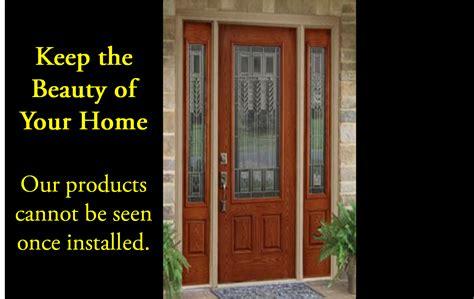 door frame reinforcement deadbolt and hinge