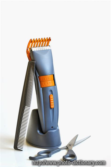 Haircut Tools For by Haircut Tools Photo Picture Definition At Photo