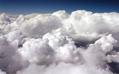 imagenes nubes blancas beautiful clouds wallpaper 1920x1200 29297