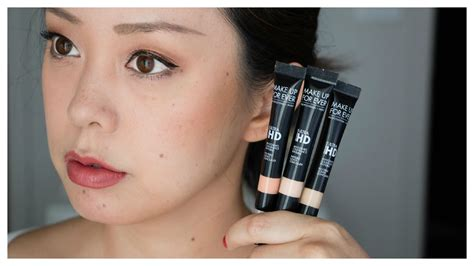 Makeup Forever Cover Concealer makeup forever ultra hd invisible cover concealer review