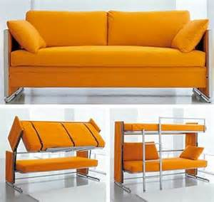 Doc Sofa Bunk Bed Transformer To Bunk Bed Gadgetking