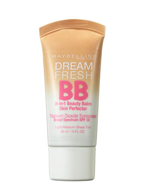 Maybelline Fresh Balm Skin Perfector 8 In 1 beat the heat 8 no sweat products you need this