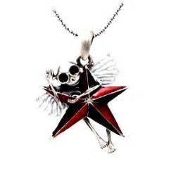 swinging stars swinging star skelly necklace