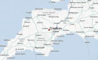 crediton location guide