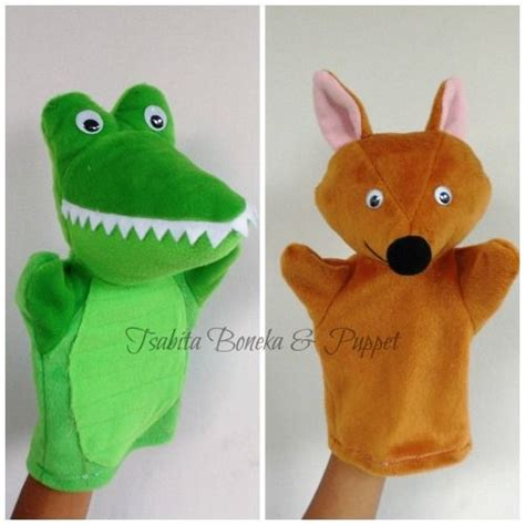 Boneka Kancil By Sion Toys 83 best images about puppet by tsabitaboneka on
