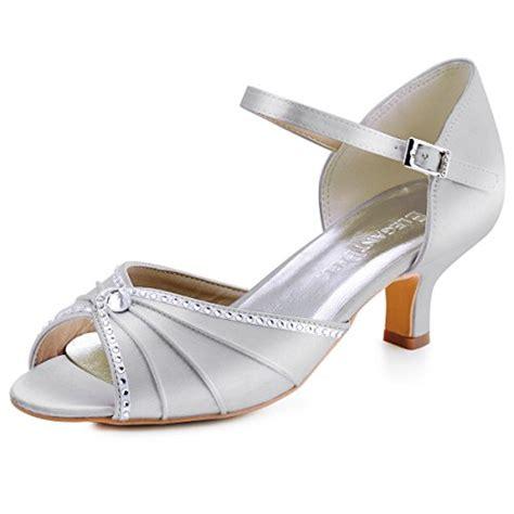 Schuhe Silber Hochzeit by Schuhe Elegantpark In Silber F 252 R Damen