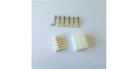 jual white housing 6 pin