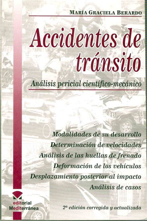 libro transito el accidentes de transito