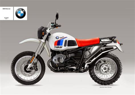Dual Sport Motorrad by Best Dual Sport Motorcycle Concept Bmwr 120 Pd Spirit